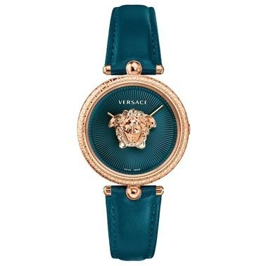Versace Saat Mavi